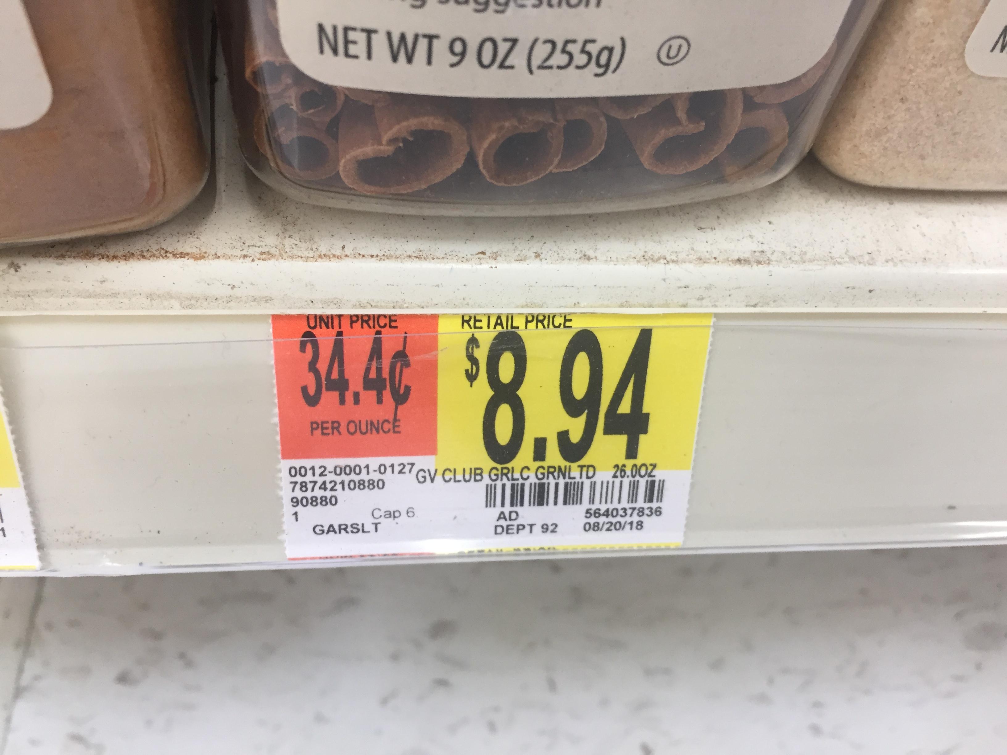 Garlic Powder - Buying per Ounce