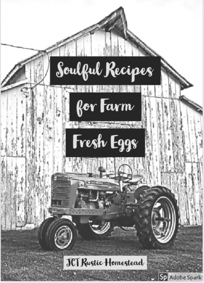 Soulful Recipes for Farm Fresh Eggs